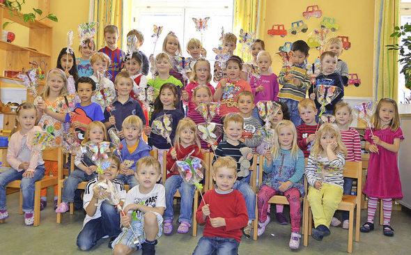 Zum muttertag gibt s erinnerungen bonndorf badische - Muttertagsgeschenke kindergarten ...