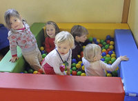 Kindergarten wird etwas teurer