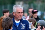 Fotos: Die Schalke 04 Traditionsmannschaft in Simonswald