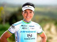 Olympiasiegerin Sabine Spitz verletzt sich bei Sturz