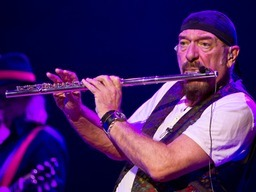 Fotos: Ian Anderson in Freiburg 