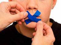 Zugeklebte Kinderm�nder: Keine K�rperverletzung