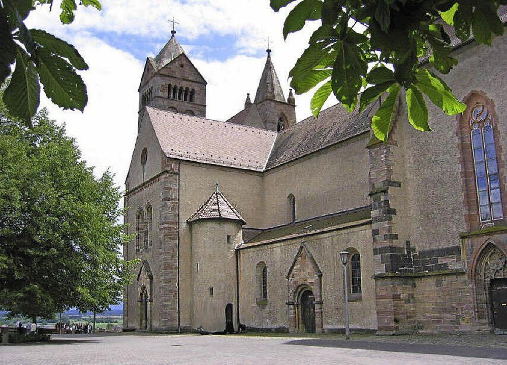 Exkursionsziel der Schopfheimer Museum...ster und  Neuf-Brisach in Frankreich.   | Foto: Werner Störk