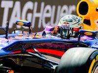 Formel 1 in Monaco: Erste Reihe für Mercedes, dann Vettel