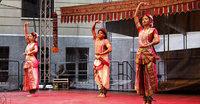 Beim Fest des Museums der Kulturen ging's um Erzählkultur