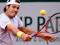 French Open: Tommy Haas trotzt dem Regen und Rufin
