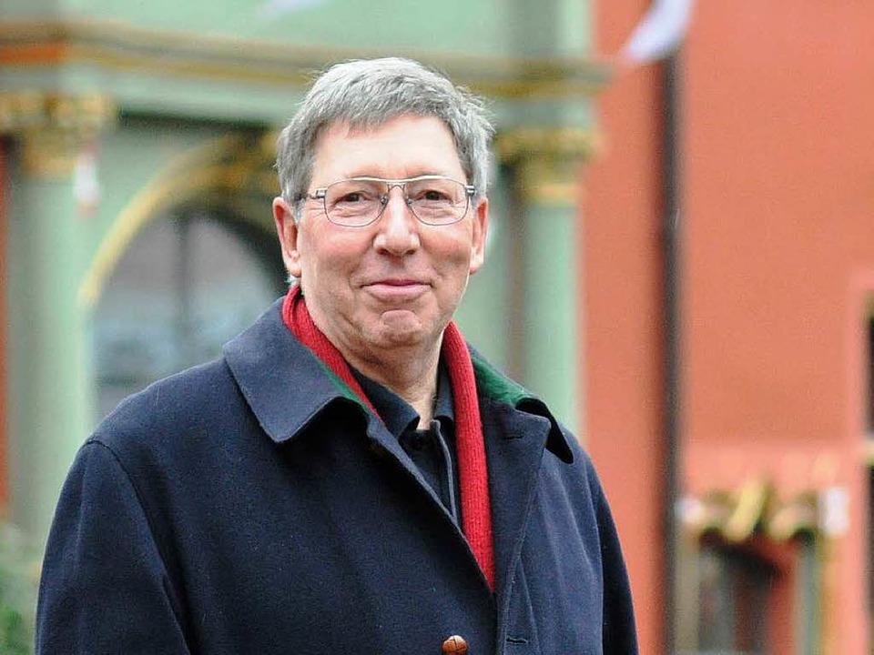 Jürgen A. Messmer  | Foto: Ingo Schneider
