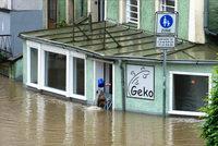 Hochwasser: Katastrophenalarm in Passau und Rosenheim