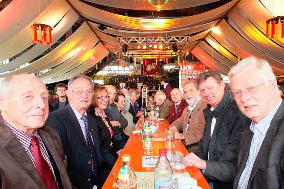 Eindrücke vom Bezirksmusikfest der Trachtenkapelle Herrischried