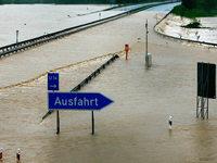 Hochwasserlage in Bayern spitzt sich dramatisch zu – Aufräumen in Baden-Württemberg