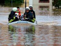 Entspannung in Passau – Flut bedroht jetzt Sachsen-Anhalt