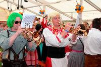 Utzenfeld erlebt grandioses Blasmusikfest