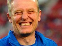 Bundesliga-Profis w�hlen Streich zum besten Trainer