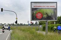 SC-Stadion am Flughafen: Gutachter pr�fen Luftsicherheit