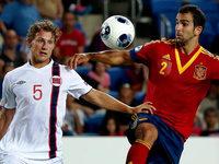 U21-EM: Halbfinal-Aus f�r SC-Profi Hedenstad und Norwegen