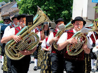 Fotos: Kreistrachtenfest in Schönau