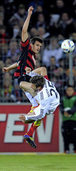 SCF empf�ngt Athletic Bilbao