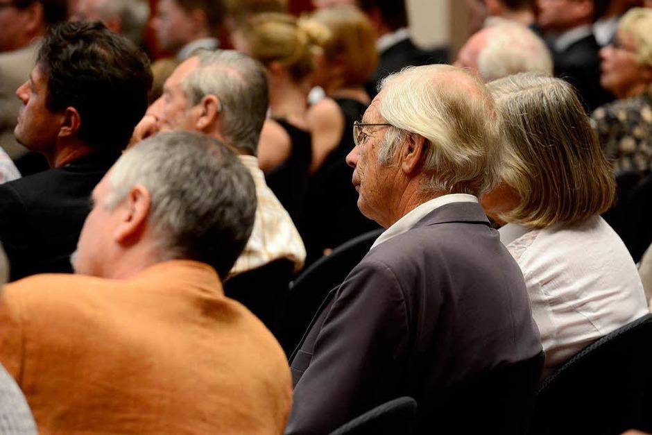 Der Ralf-Dahrendorf-Preis 2013 wurde in Freiburg verliehen. (Foto: Ingo Schneider)