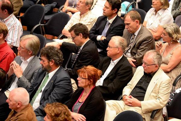Der Ralf-Dahrendorf-Preis 2013 wurde in Freiburg verliehen.