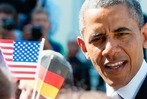 Fotos: Obama elektrisiert Berlin