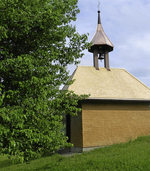 Kapelle wieder wetterfest