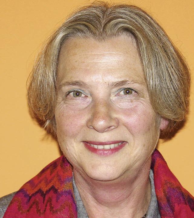 Christiane Walesch-Schneller ist Vorsi...liges jüdisches Gemeindehaus Breisach.    Foto: Bianka Pscheidl