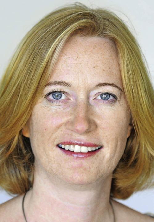 Kerstin  Andreae, Grüne  | Foto: Thomas Kunz