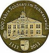 Schönauer Jubiläumstaler