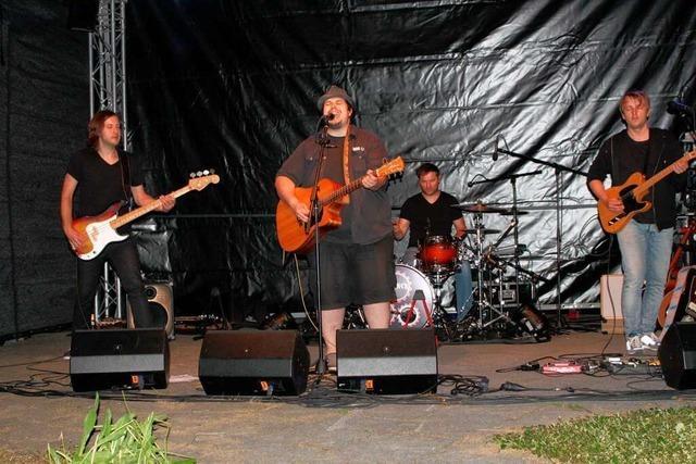 Bilder: Open-Air-Konzert im Schlossgarten
