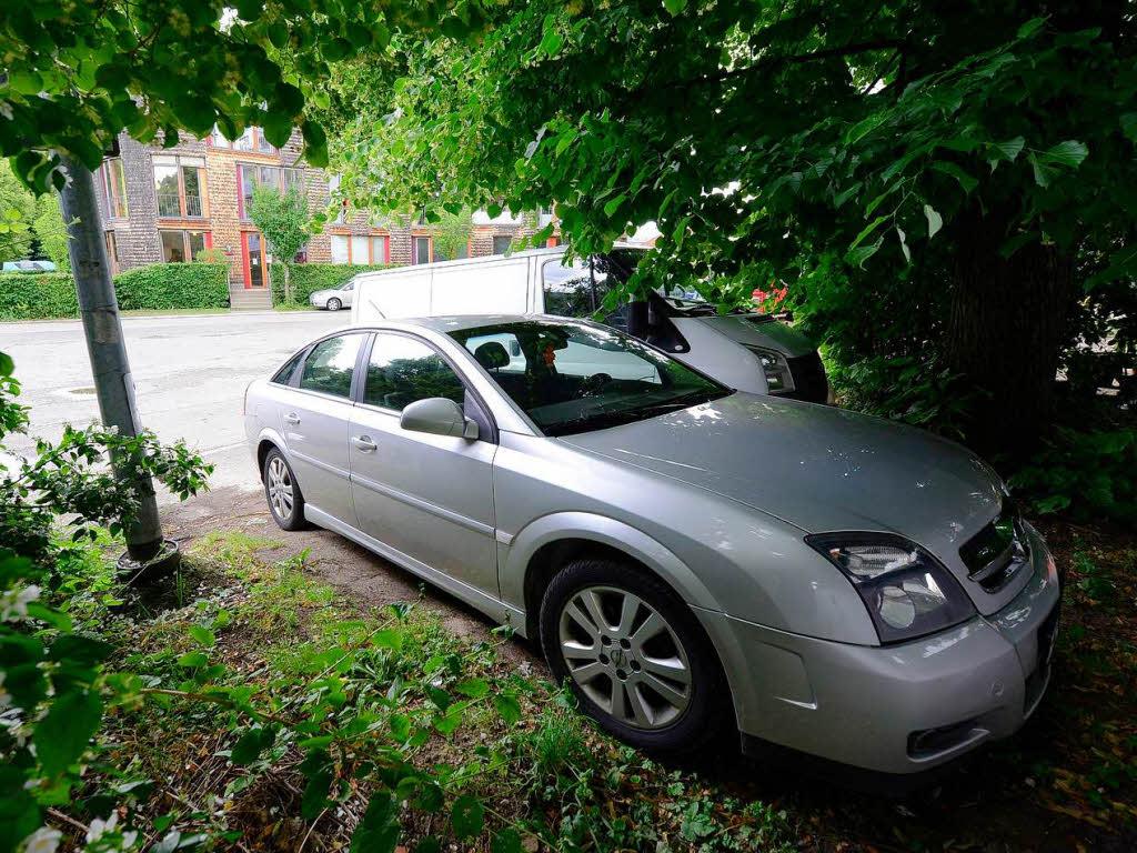 Außergewöhnlich Autofahrer Bekommt Parkknöllchen Auf Privatgelände   Freiburg   Badische  Zeitung