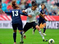 4:2 gegen Japan: DFB-Frauen gewinnen EM-Generalprobe