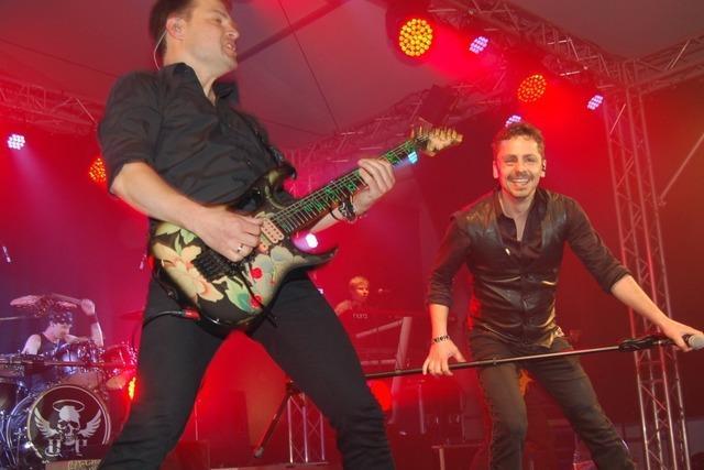 Grenzach-Wyhlen: Superstimmung beim Sommerfestival