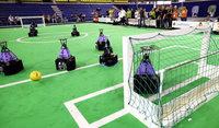 Fußball-WM Robocup: Roboter machen den Messi