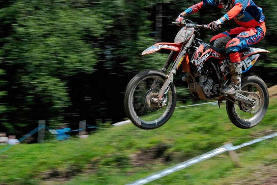 Der Stadion-Motocross des MSC Schweighausen. (Foto: Bettina Schaller, Bettina Schaller Presse)