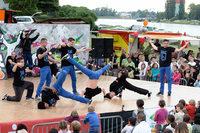 Fotos: Kinderinsel auf der Rheininsel