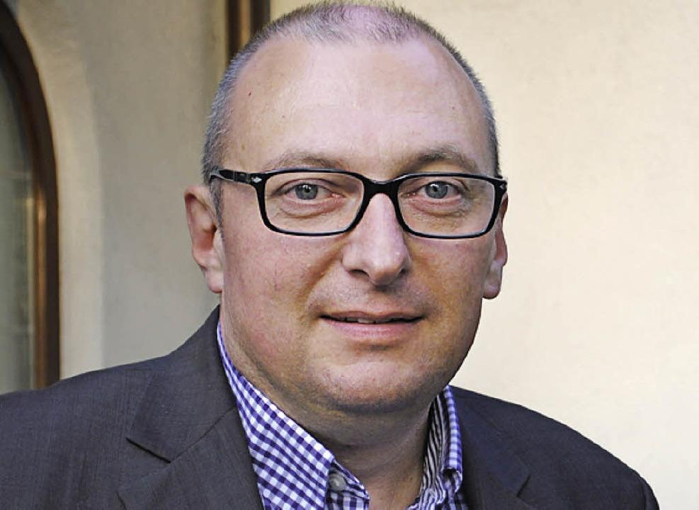 Matthias Kappis aus Lahr    Foto: Rob