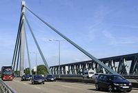 Die ungeliebte zweite Rheinbrücke