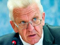 Kretschmann rügt Kritik der Beamten an Besoldungspolitik