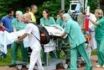 Fotos: Bombendrohung im Diakoniekrankenhaus Freiburg