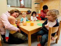 Betreuungszeiten für Kleinkinder - Südwesten Schlusslicht