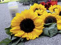 Fünf Tote bei Wohnungsräumung - Karlsruhe gedenkt der Opfer