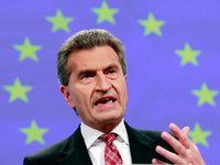 Oettinger sieht Atomendlager besser im Süden