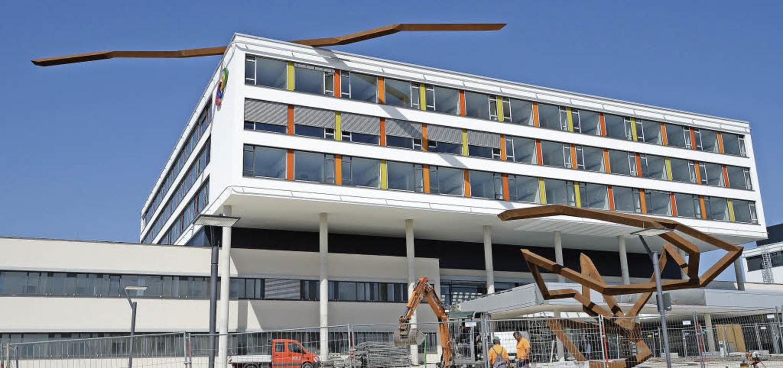 Das modernste Krankenhaus im Land - Schwarzwald-Baar-Kreis ...
