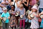 Fotos: Kunterbunte Afrika-Tage in Gallenweiler