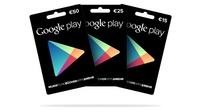 Google-Play-Geschenkkarten kommen nach Deutschland