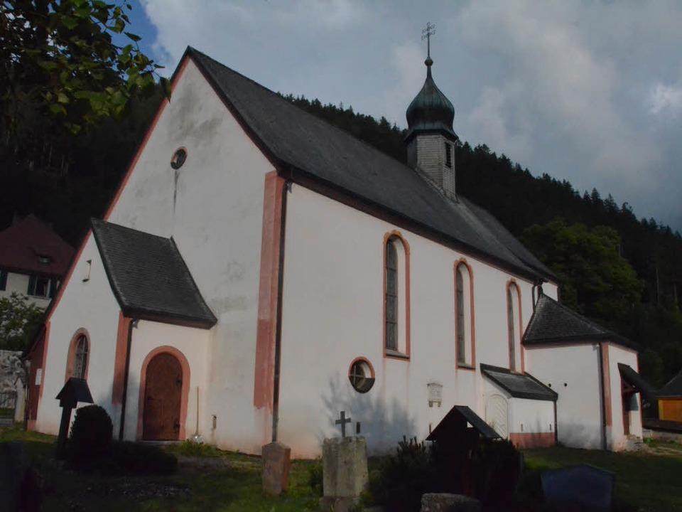 Die Erlöserkirche in Menzenschwand hat...engemeinde St. Blasien jetzt verkauft.    Foto: Sebastian Barthmes