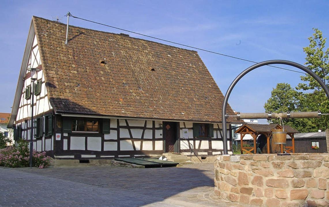 Ein Förderverein für das Gaus-Haus im Denzlinger Unterdorf  ist gegründet.     Foto: Frank Kiefer