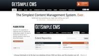 GetSimple - Schlankes CMS für einfache Websites