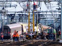 Zugunglück bei Paris: Eine Weiche war defekt