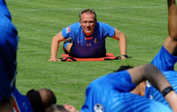 Fotos: Der SC Freiburg schwitzt im Trainingslager